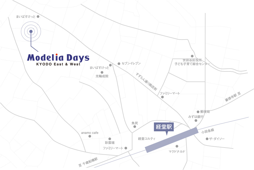 Modelia Days KYODO EAST & WEST